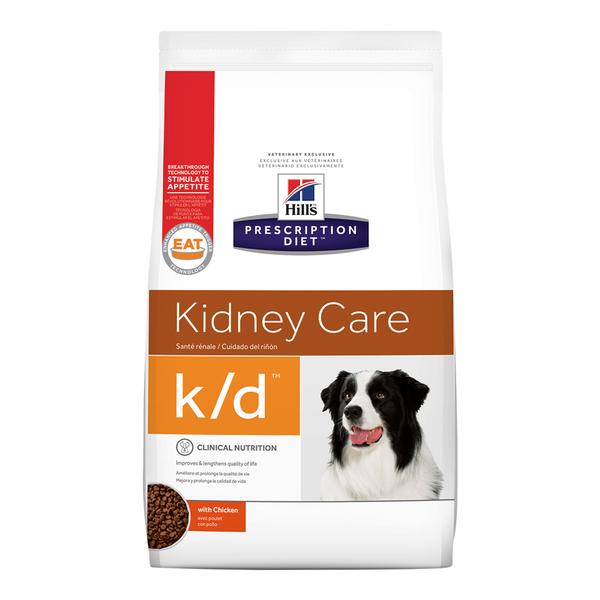 Hill's® Prescription Diet® Dog k/d® 27.5lb Bag
