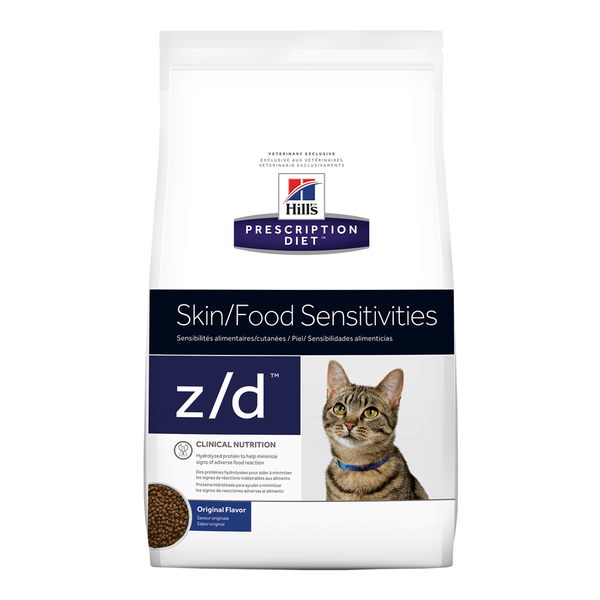 Hill's® Prescription Diet® Cat z/d® 8.5lb Bag