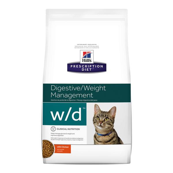 Hill's® Prescription Diet® Cat w/d® 8.5lb Bag