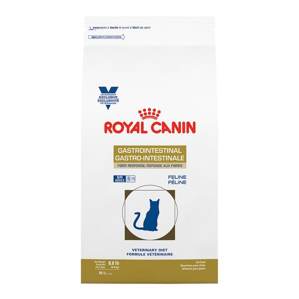 Royal Canin Cat Gastrointestinal Fiber Response HF Diet Dry 8.8lb Bag