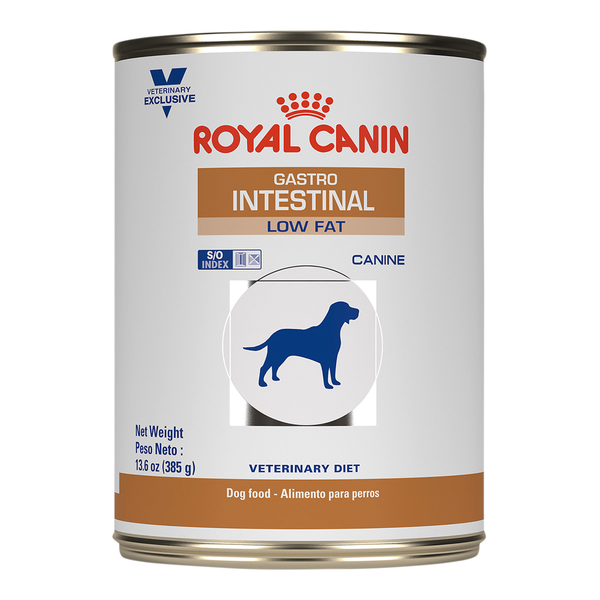 Royal Canin Dog Gastrointestinal Low Fat  LF Diet Canned 13.5oz 24pk