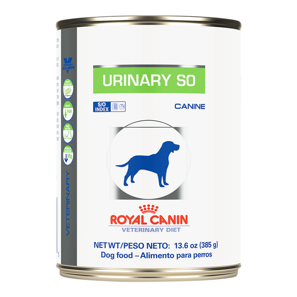 Royal Canin Dog Urinary SO Diet Canned 13.6oz 24pk