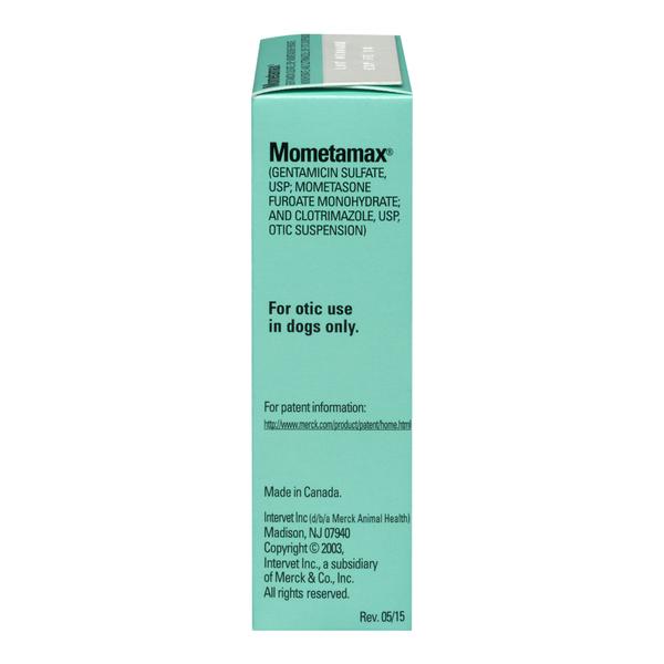 Mometamax® Otic Suspension 15gm
