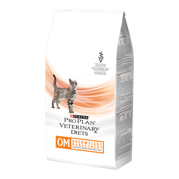 Purina® Pro Plan® Veterinary Diets® Cat OM Overweight Management® 16lb bag