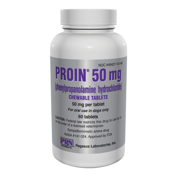 Proin® Chewable Tablet 50mg 180ct