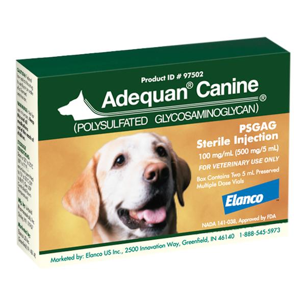 Canine Adequan® 5mL 2pk