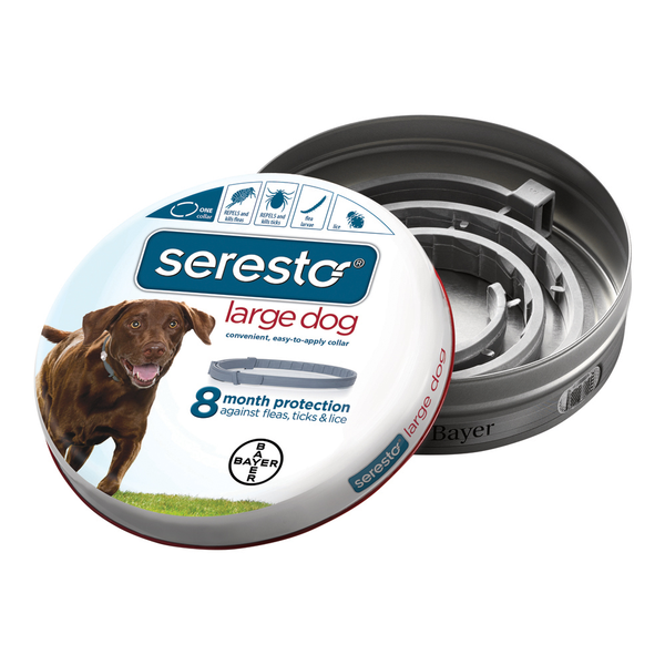 Seresto®  Collar for Dogs over 18lbs