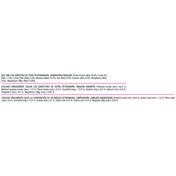 Purina® Pro Plan® Veterinary Diets Cat UR Urinary St/Ox® 16lb Bag
