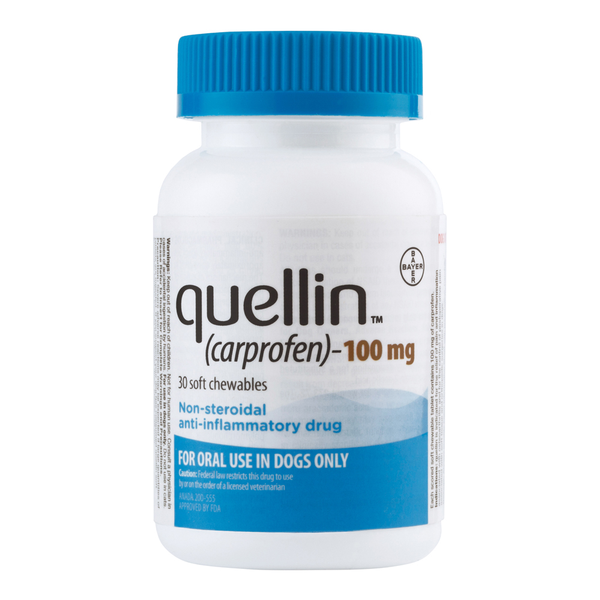 Quellin™ Soft Chewable Tablets 100 mg 30ct